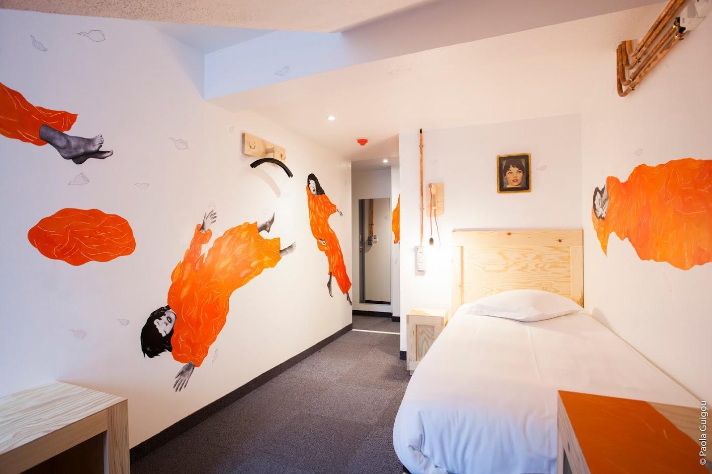 Room 405 by SHERLEY - (c) Paola Guigou - Graffalgar - 243