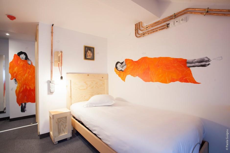 Room 405 by SHERLEY - (c) Paola Guigou - Graffalgar - 244