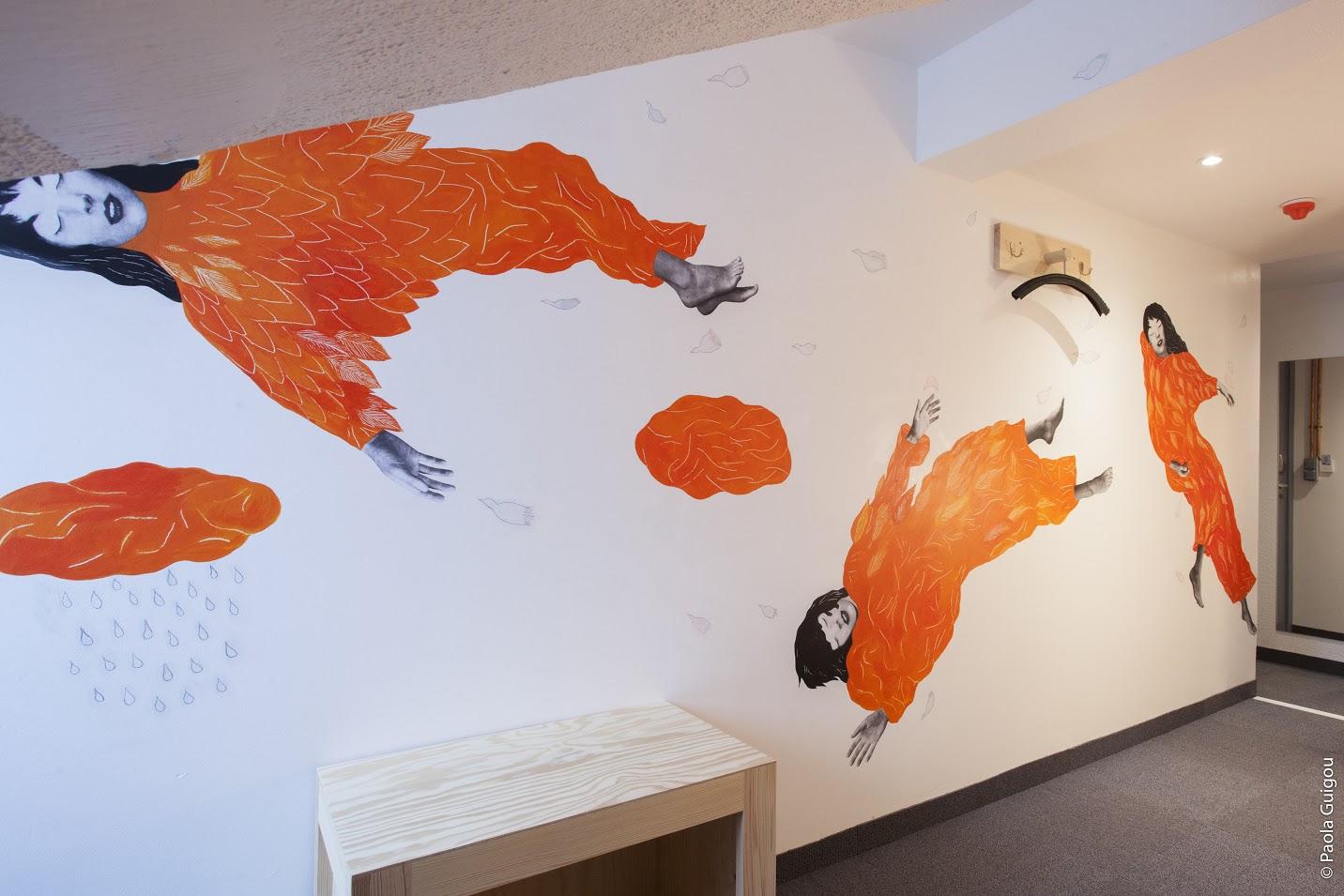 Room 405 by SHERLEY - (c) Paola Guigou - Graffalgar - 246