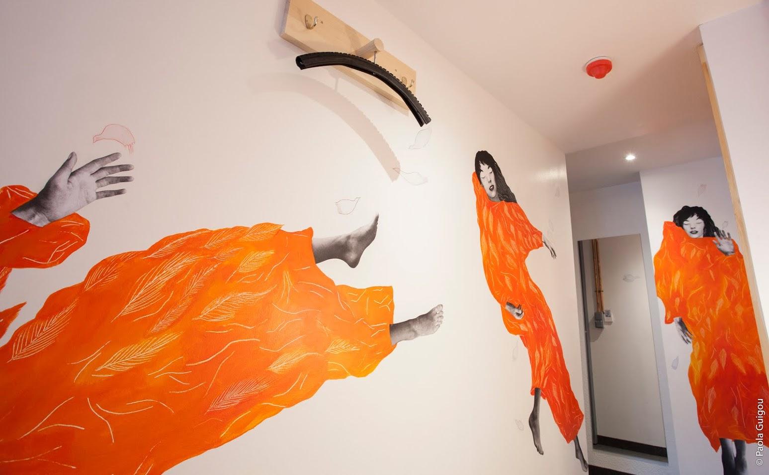 Room 405 by SHERLEY - (c) Paola Guigou - Graffalgar - 248