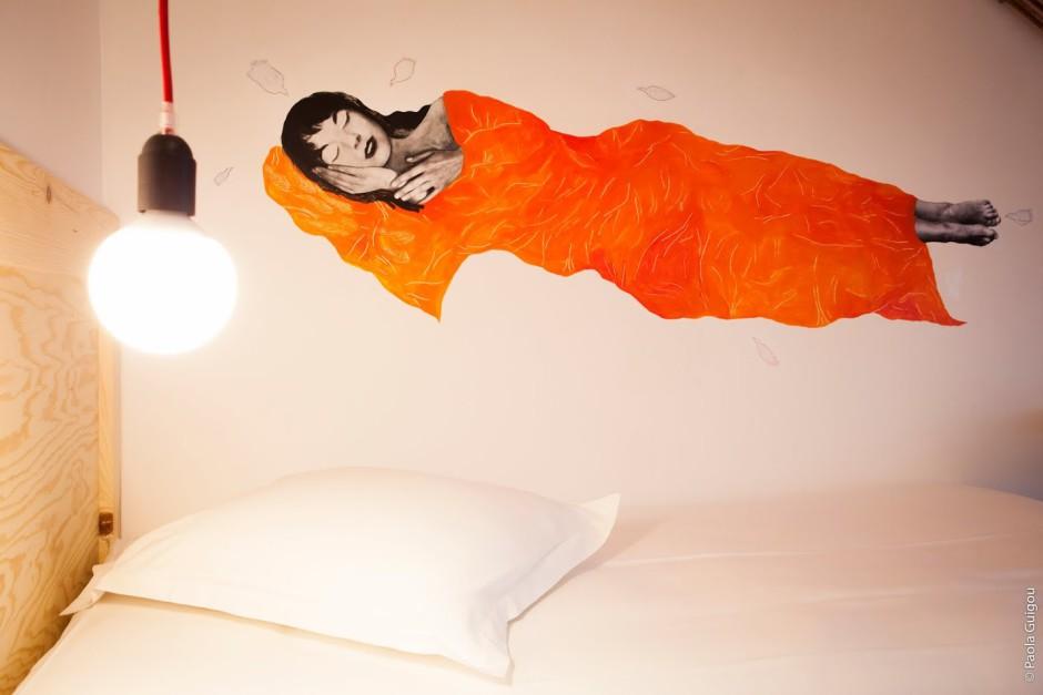 Room 405 by SHERLEY - (c) Paola Guigou - Graffalgar - 250